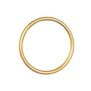 coppia di anelli fidella giallo scuro l-0