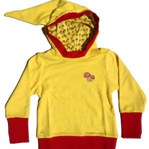 Slugs and Snails Fun Guy Hoodie Felpa-0