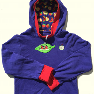 Slugs and Snails Juicy Hoodie Felpa-0