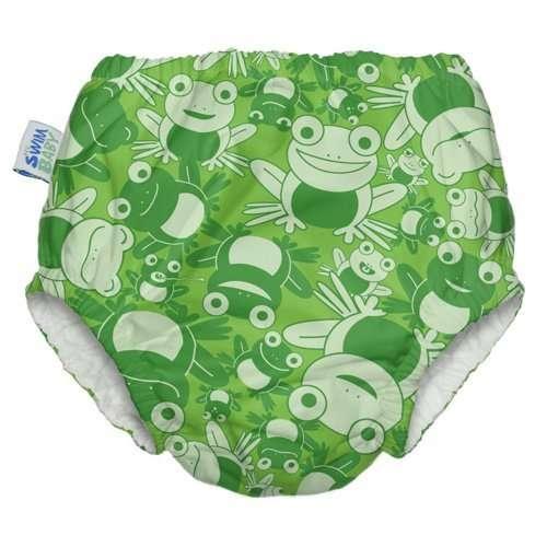 My Swim Baby Costumino Contenitivo Leaping Leo-0
