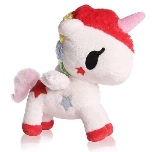 Pupazzo giocattolo Tokidoki Unicorno Stellina Plush-0