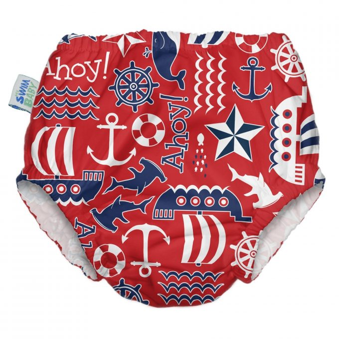 My Swim Baby Costumino Contenitivo Ahoi *Nuove taglie*-0