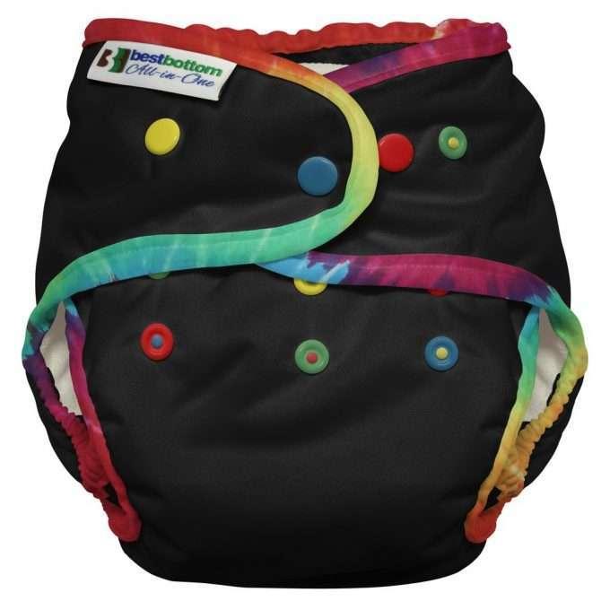 best bottom pannolini lavabili aio heavy wetter black daze-0