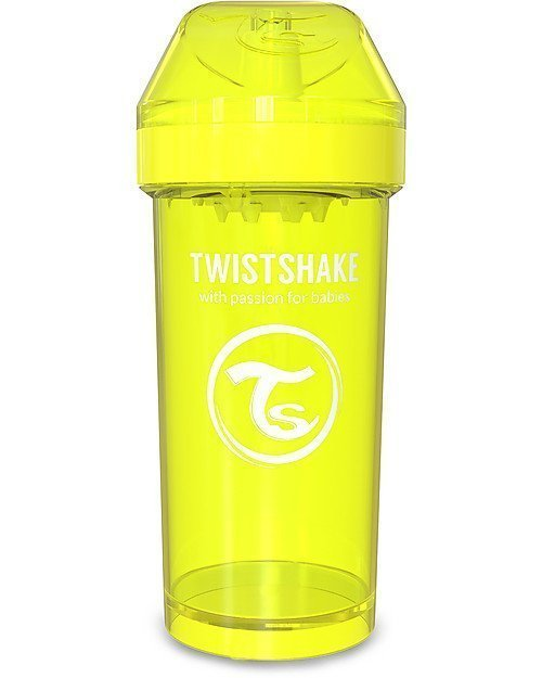 twistshake borraccia kids giallo-3618