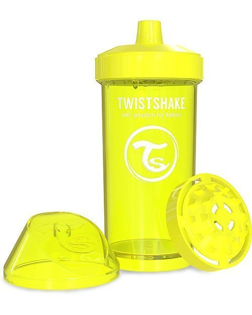 twistshake borraccia kids giallo-0