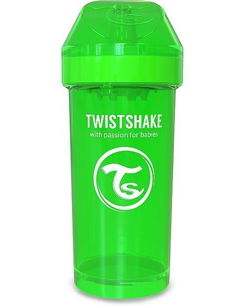 twistshake borraccia kid verde-3624