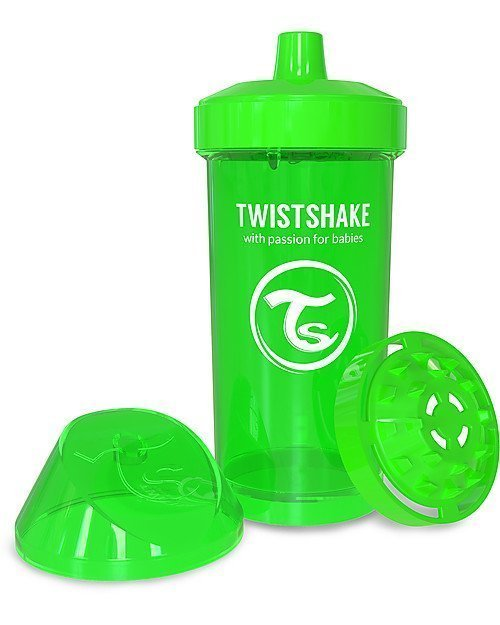 twistshake borraccia kid verde-0
