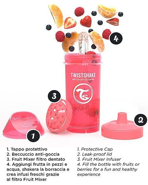 twistshake borraccia kid rosa-3635
