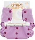 smart bottoms cover too smart pannolino lavabile orchid-0