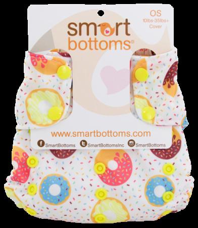 smart bottoms cover too smart pannolino lavabile sprinkles-0