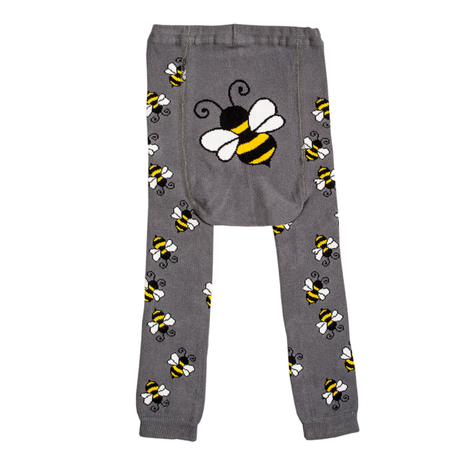 Forever Is One Second Leggings Bee-0