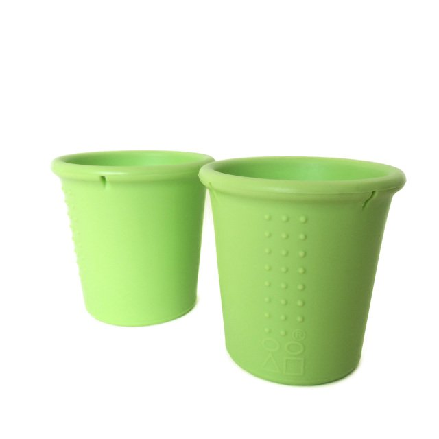 silikids cup/tazza color lime-0