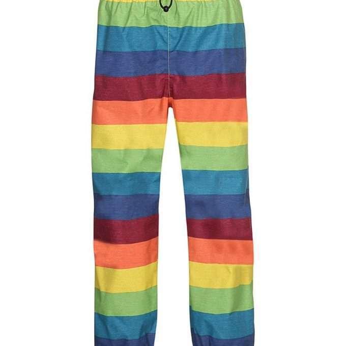 Molo Pantaloni Antipioggia Uni Rainbow-0