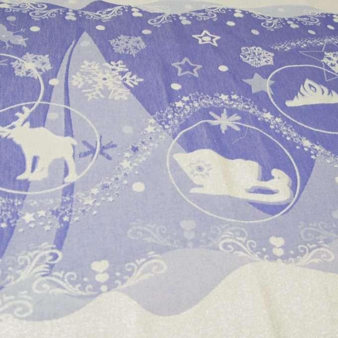 natibaby fascia winter dreams violet taglia 6 (4,6-0