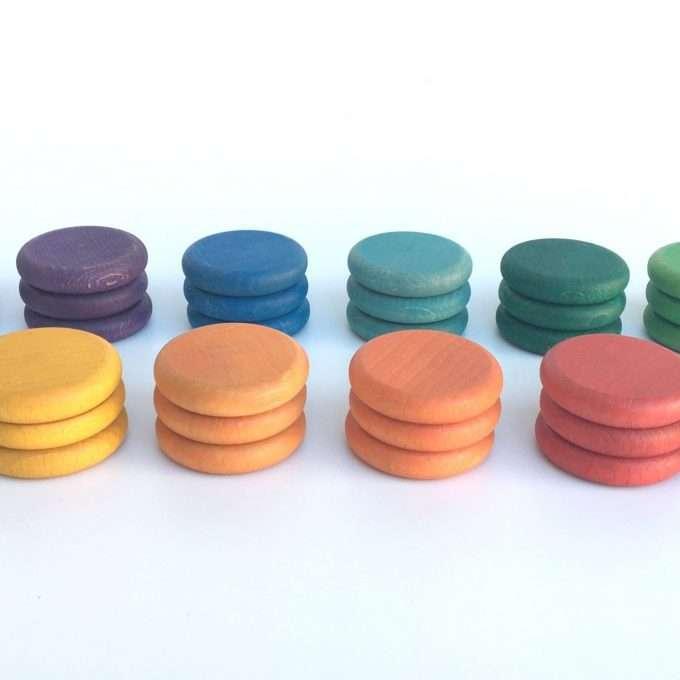 grapat monete 12 colori x 36-0