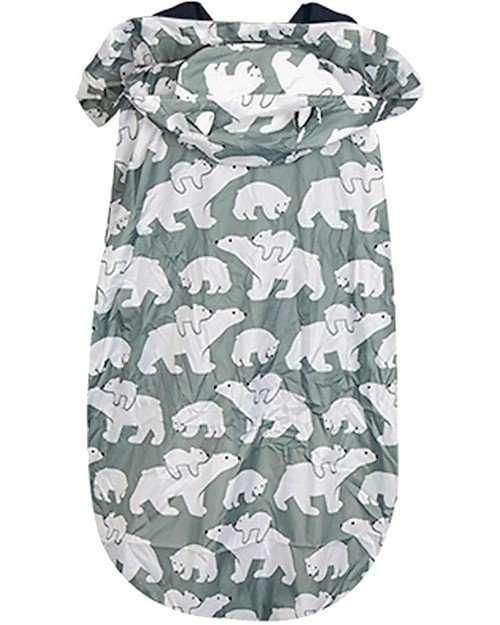 BundleBean Cover Protettiva Impermeabile Leggera Orsi per babywearing -0