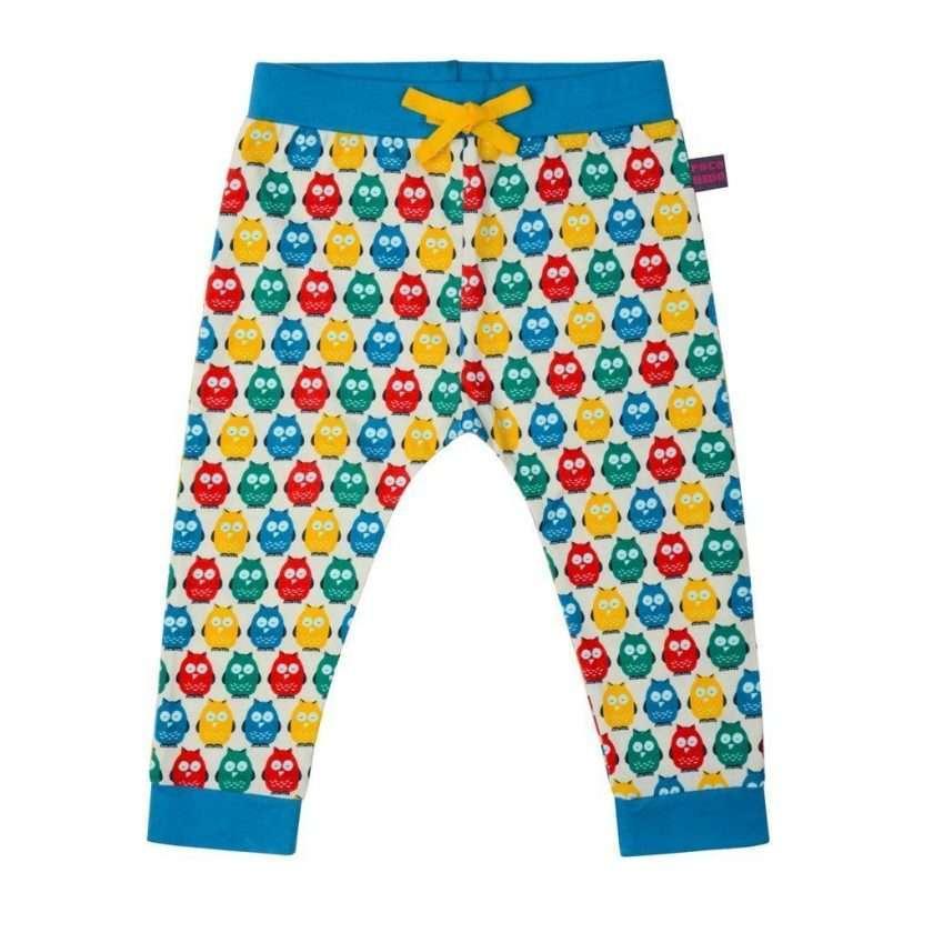 Poco Nido Rainbow Owls Joggers Pantaloni-0
