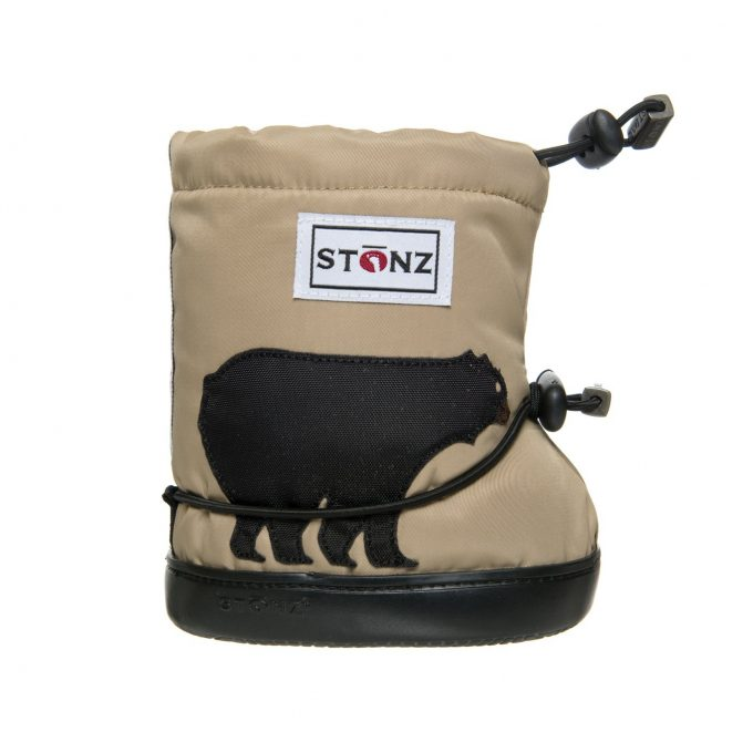 Stonz Stivale Black Bear con suola in Plus Foam -0