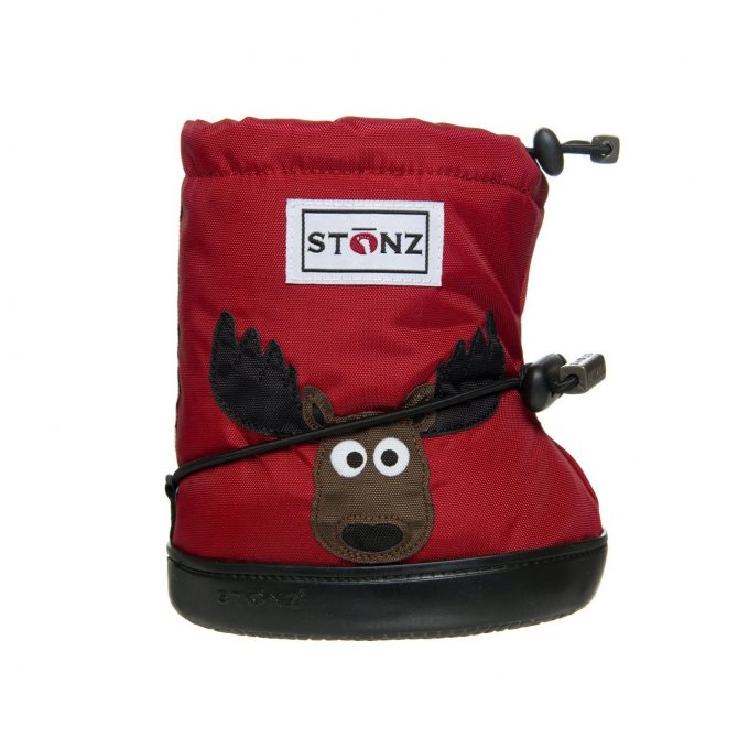 Stonz Stivale Moose con suola in Plus Foam -0