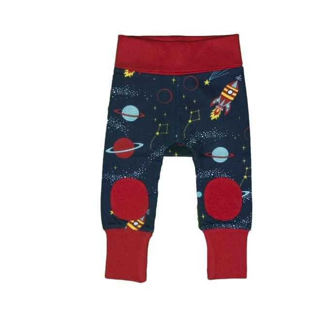Moromini Pantaloni Outer Space-0