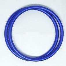 coppia di anelli BLU taglia XL-0