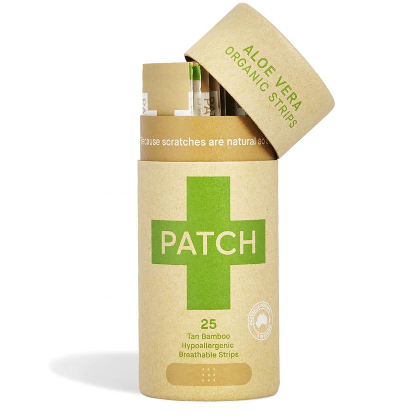 Patch Cerotti Strisce Adesive all'Aloe Vera-7873