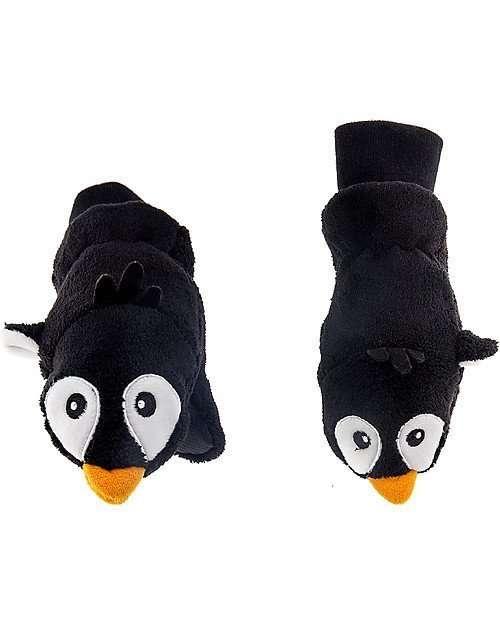 FlapJackKids Guanti Invernali Pinguino-0