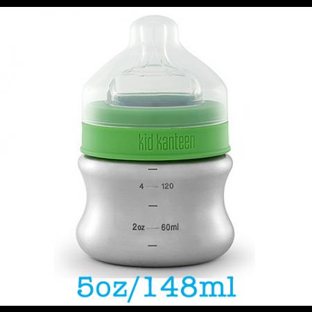 Klean Kanteen Biberon Baby Bottle Flusso Ridotto-0