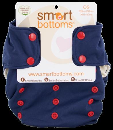 Smart Bottoms AIO 3:1 Pannolino Lavabile George-0