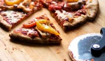 In cucina con Frida: la pizza vegana