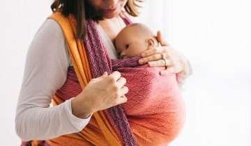 Come scegliere la fascia per un neonato