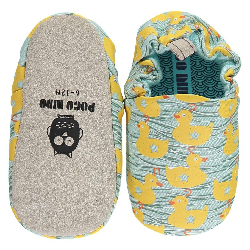 Poco Nido Hook A Duck Mini Shoes Scarpine Primi Passi-0