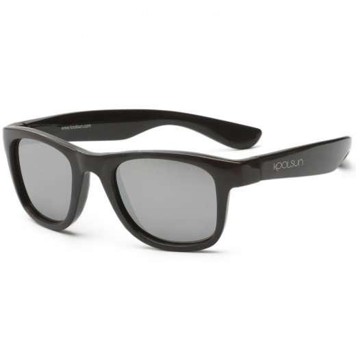KOOLSUN Occhiali da Sole Bambino WAVE BLACK ONYX-0