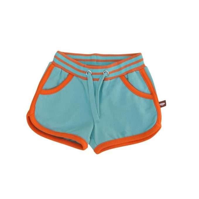 Moromini Pantaloncini Pool Blue-0