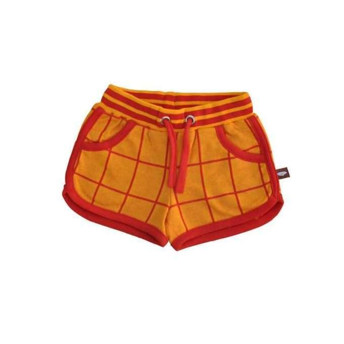 Moromini Pantaloncini Grid Jacquard-0