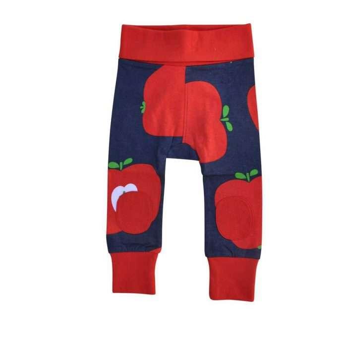 Moromini Pantaloni Baby Red Apple-0