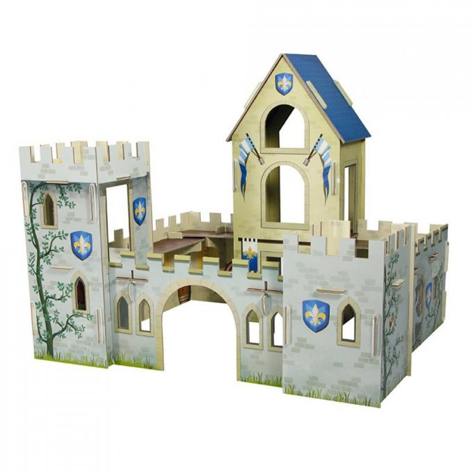 Avenue Mandarine Puzzle 3D Il Castello dei Cavalieri-0