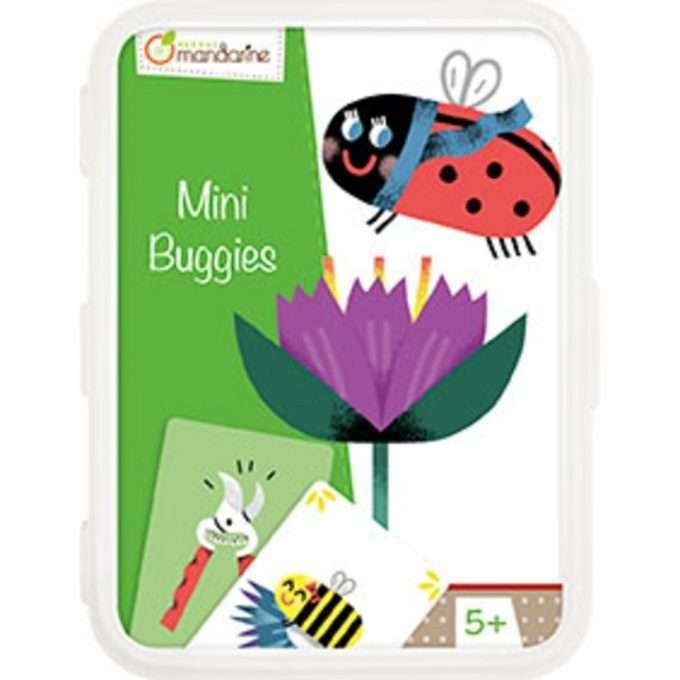 Avenue Mandarine Carte da Gioco Mini Buggies-0