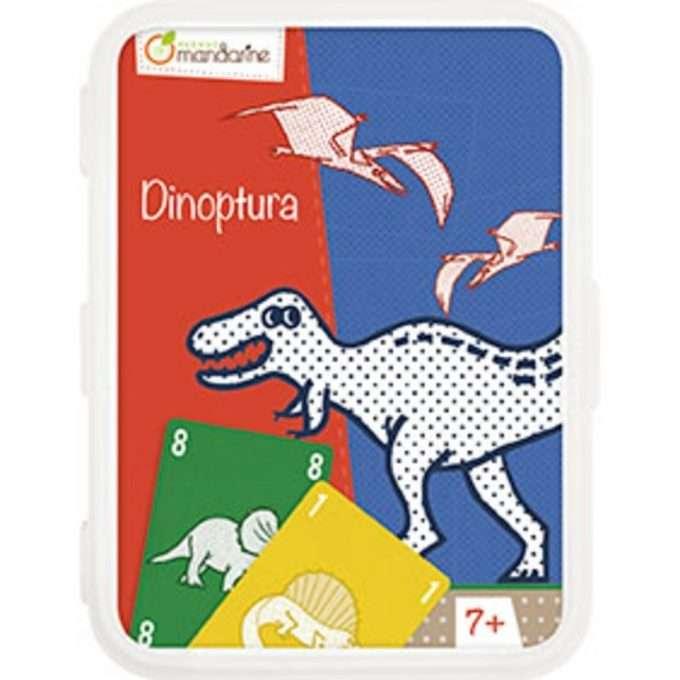 Avenue Mandarine Carte da Gioco Dinoptura-0