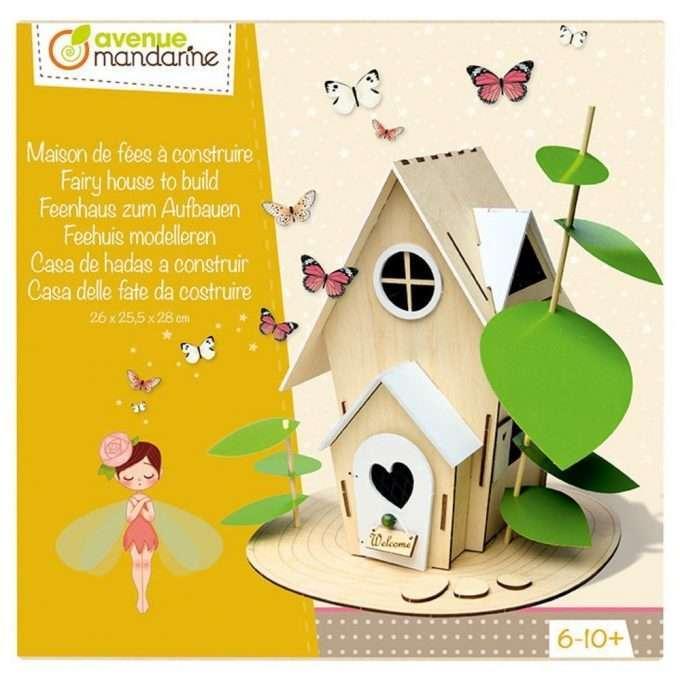 Avenue Mandarine Casa delle Fate da costruire-0