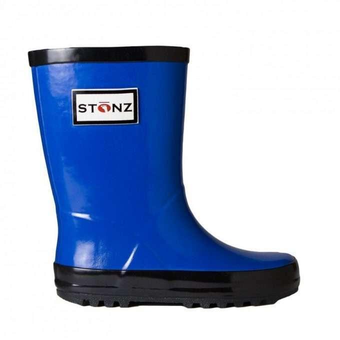 Stonz stivali pioggia Blue-0