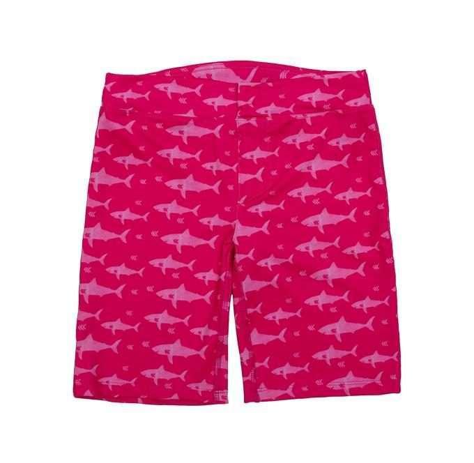 Stonz Pantaloncini Mare protezione sole UPF 50 Shorts Fuchsia Shark-0