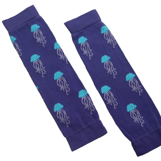 Forever Is One Second Scaldamuscoli/Leg warmers Jellyfish-0