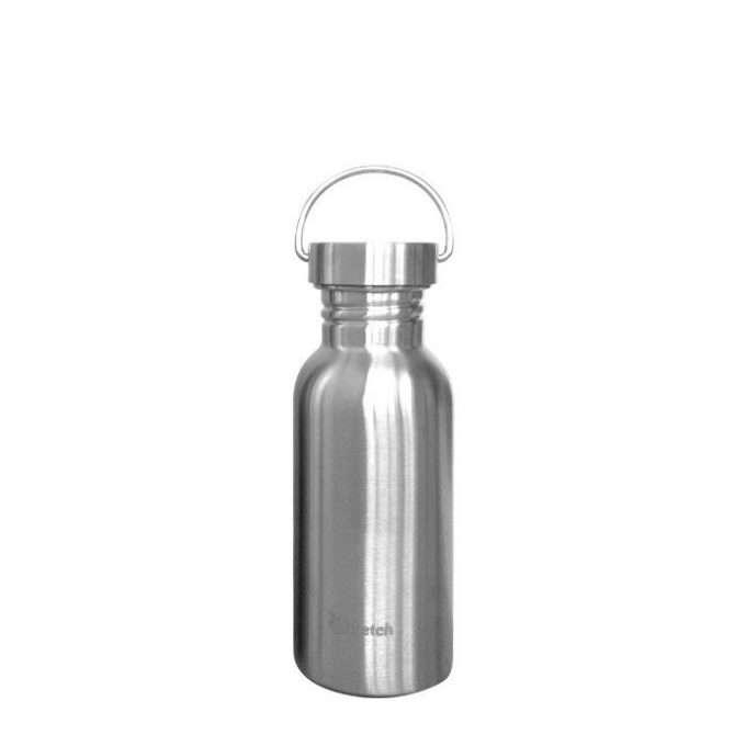 Qwetch Borraccia in acciaio Plastic free 500 ml-0