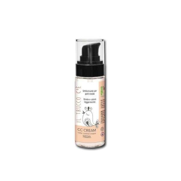 Allegro Natura CC Cream per pelli medie-0