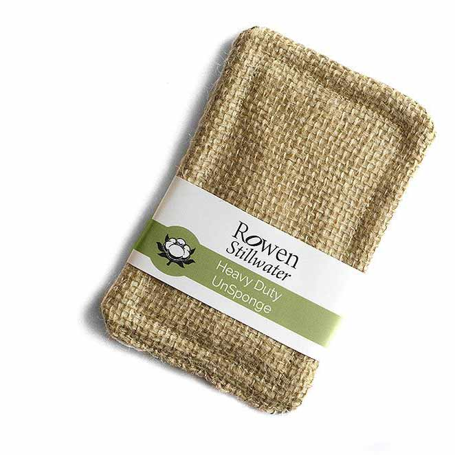 Rowen Stillwater Heavy Duty Unsponges Natural Spugna -0