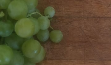 Le acque aromatizzate di Frida: uva moscato e limone