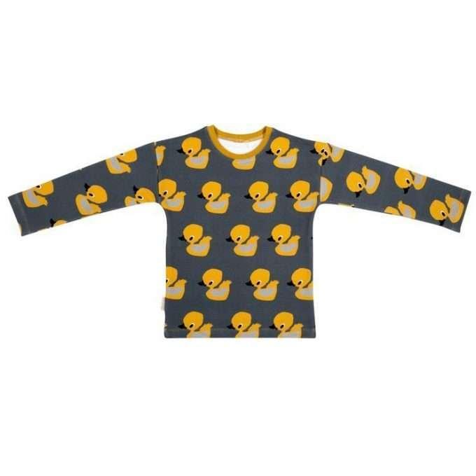 Malinami maglietta maniche lunghe Duck-0