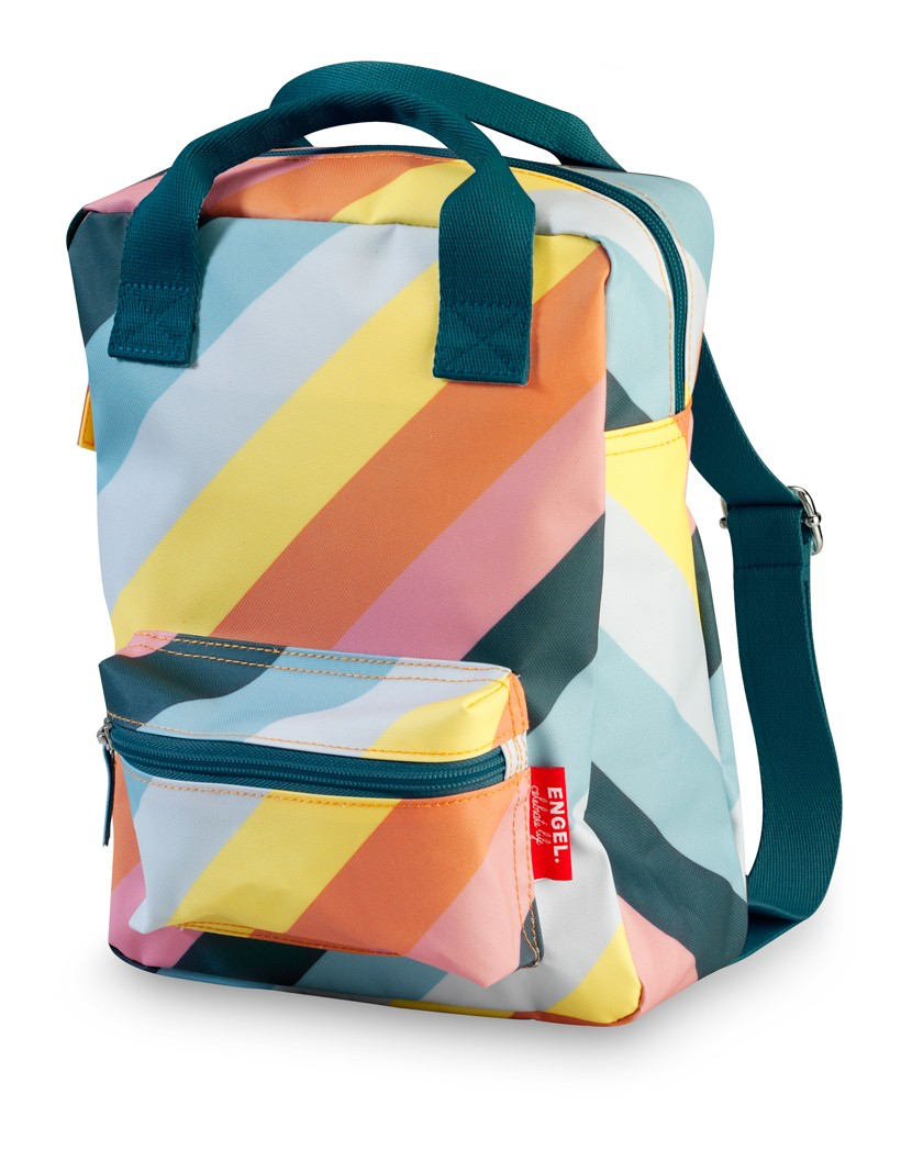 Engel Zaino Stripe Rainbow Small-0