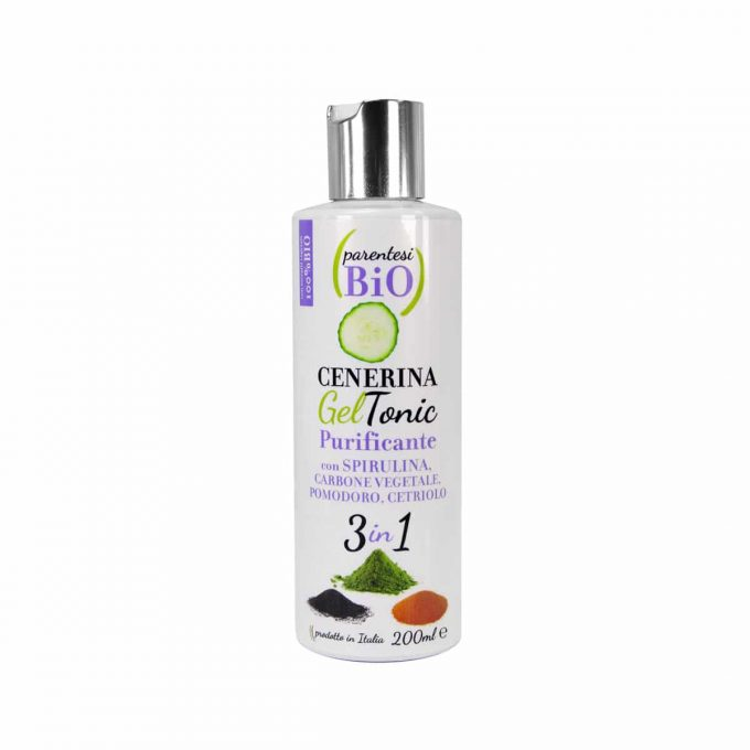 Parentesi Bio CENERINA GEL TONIC PURIFICANTE -0